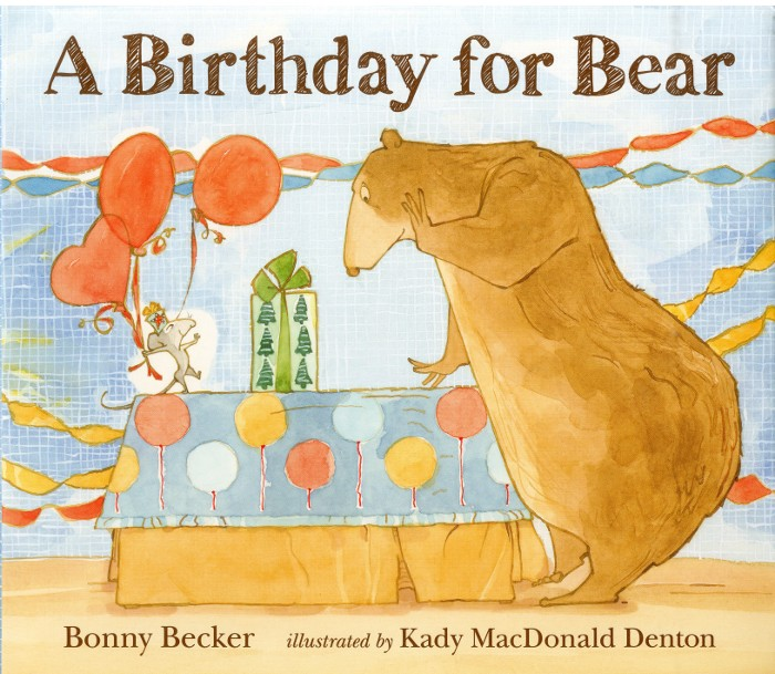Cover of A Birthday for Bear