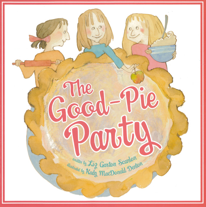Cover of The Good-Pie Party