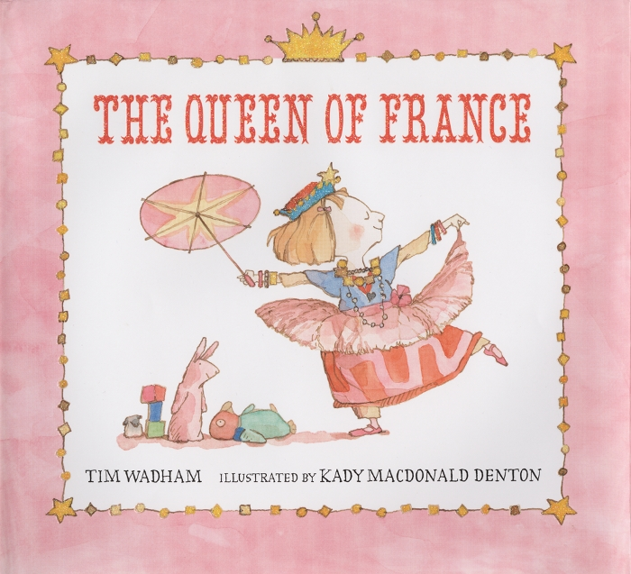 Cover of The Queen of France