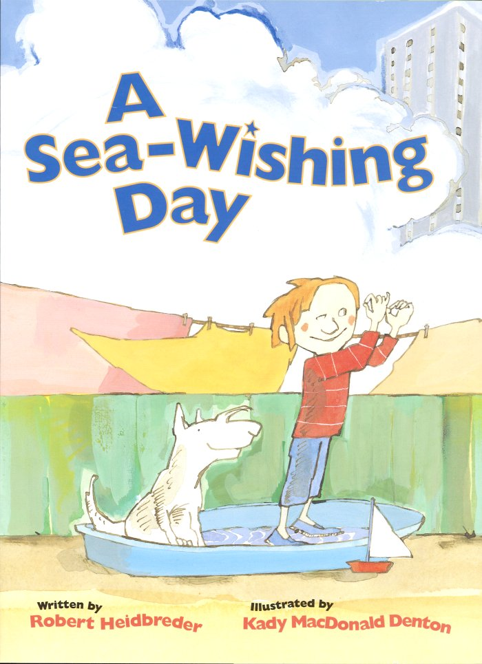 Cover of A Sea-Wishing Day