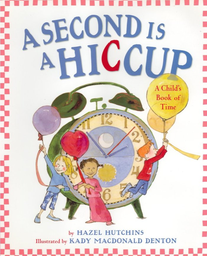 Cover of A Second Is a Hiccup