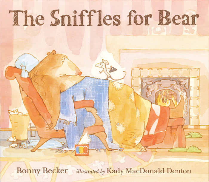 Cover of The Sniffles for Bear