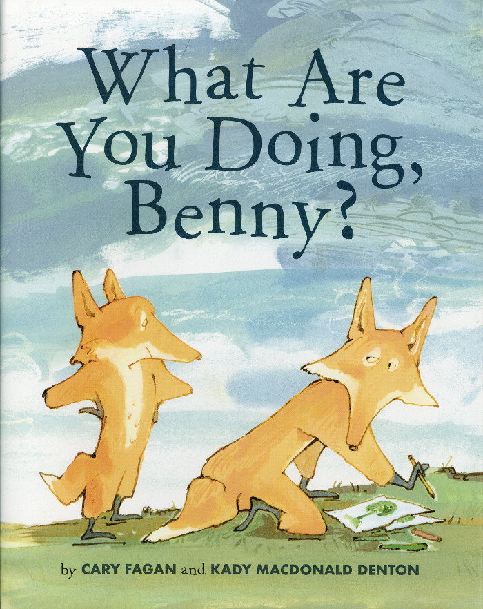 Cover of What Are You Doing, Benny?